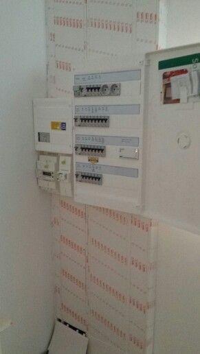 Tableau électrique règlementaire RT 2012