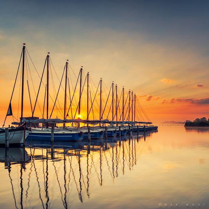 Calmness by =Oer-Wout