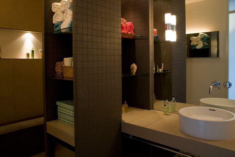 10 kvo badkamer in oosterse sfeer badkamer pinterest van and groningen - Sfeer zen badkamer ...