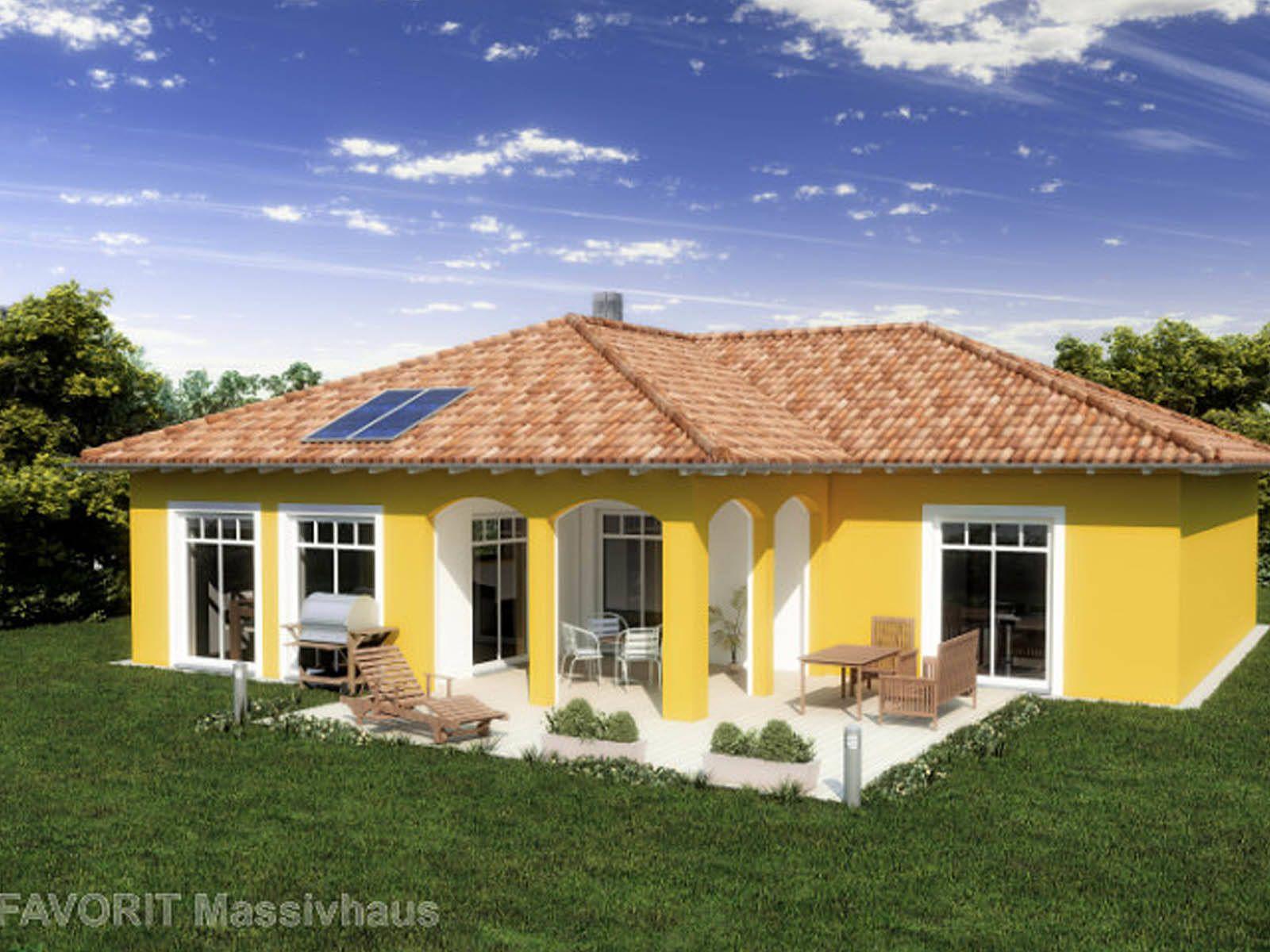 chalet 125 mediterranes haus haus mediterrane h user und bungalow. Black Bedroom Furniture Sets. Home Design Ideas