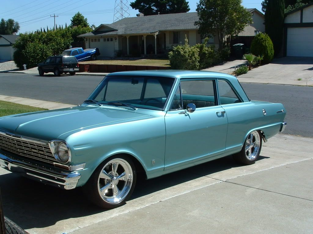 All Chevy 64 chevy nova : Lets see pics of first/second gens!!! - Page 52 - Chevy Nova Forum ...