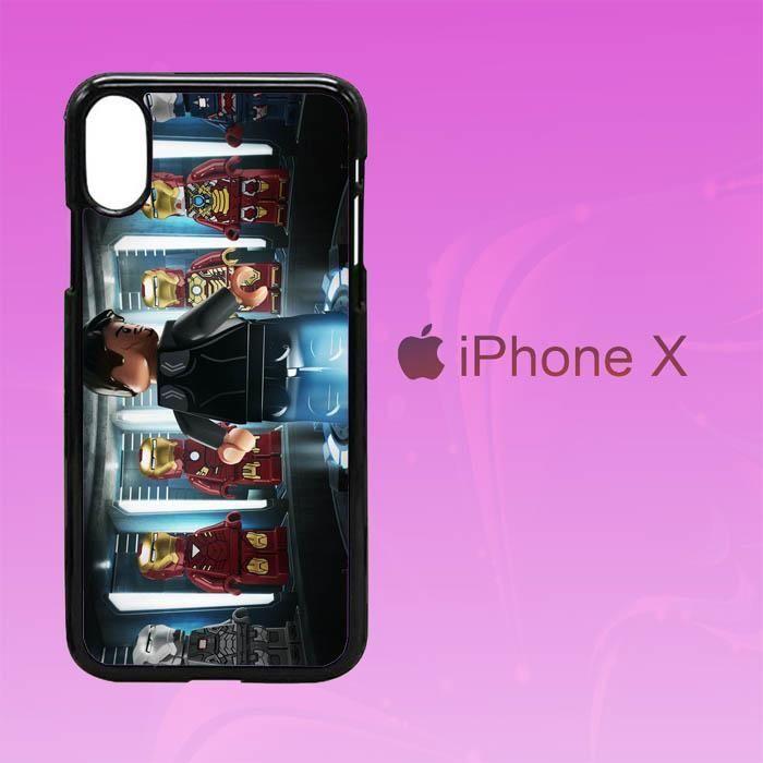 carcasa iphone x marvel