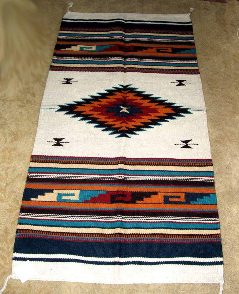 This Is Just One Of Our Beautiful Hand Woven Wool Rugs That Measure 5 4