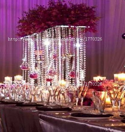 Cheap flower stand, Buy Quality crystal wedding centerpiece ...