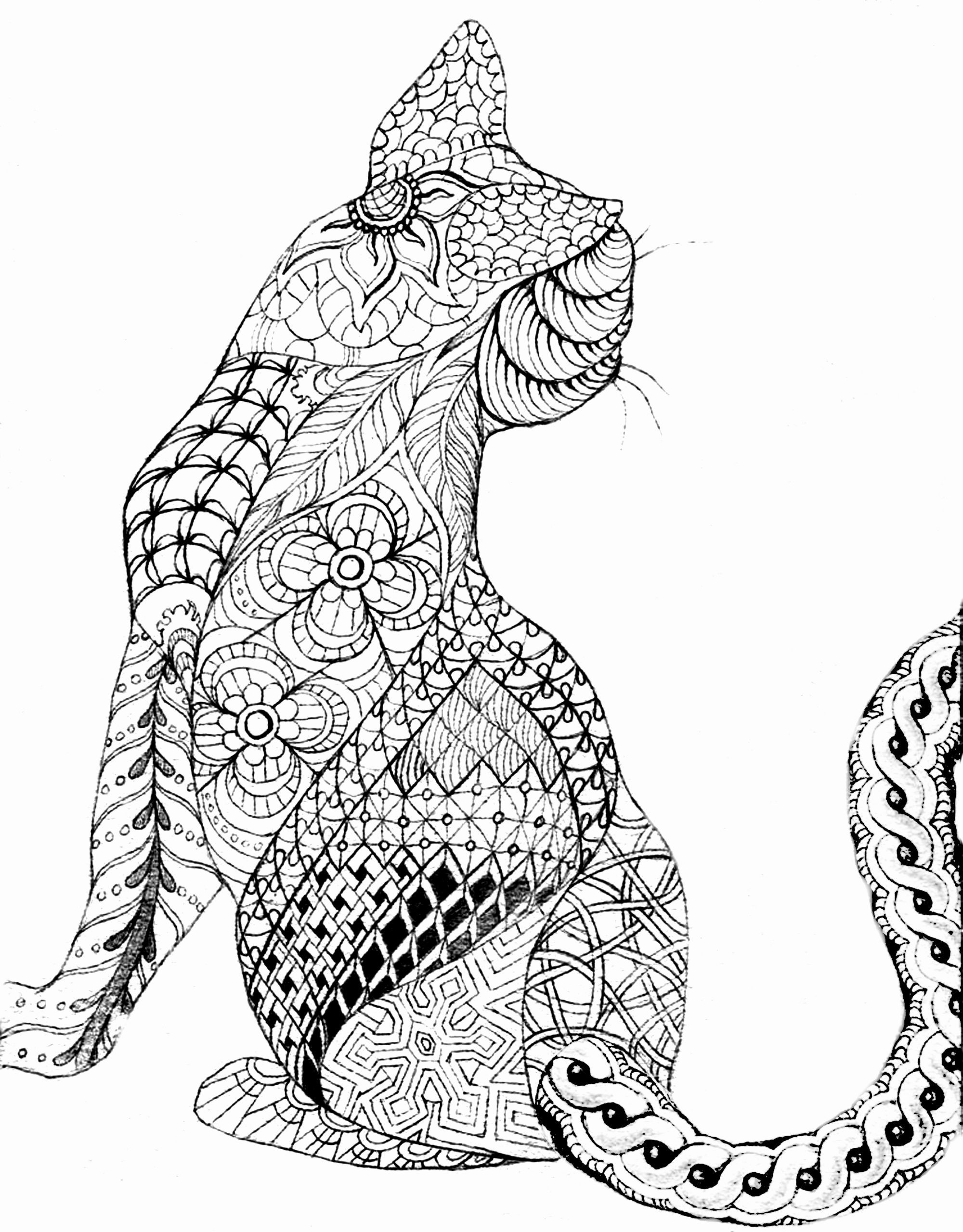 Pin On Best Animal Coloring Pages