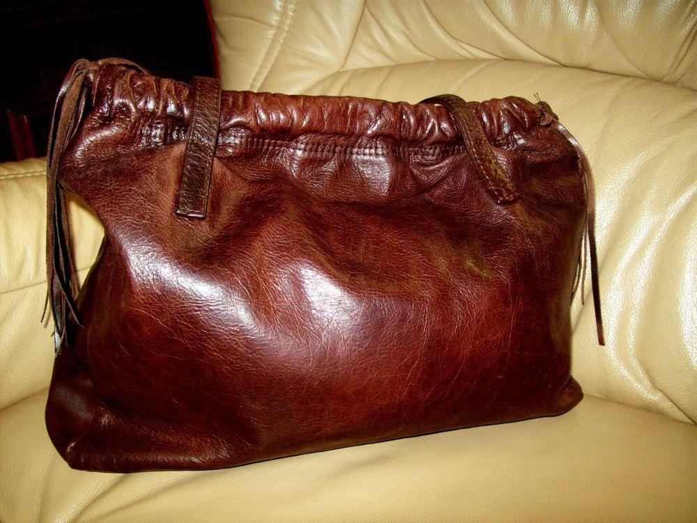 dc6df63c4 C Valentino Vintage Real Leather Bag Las Handbags