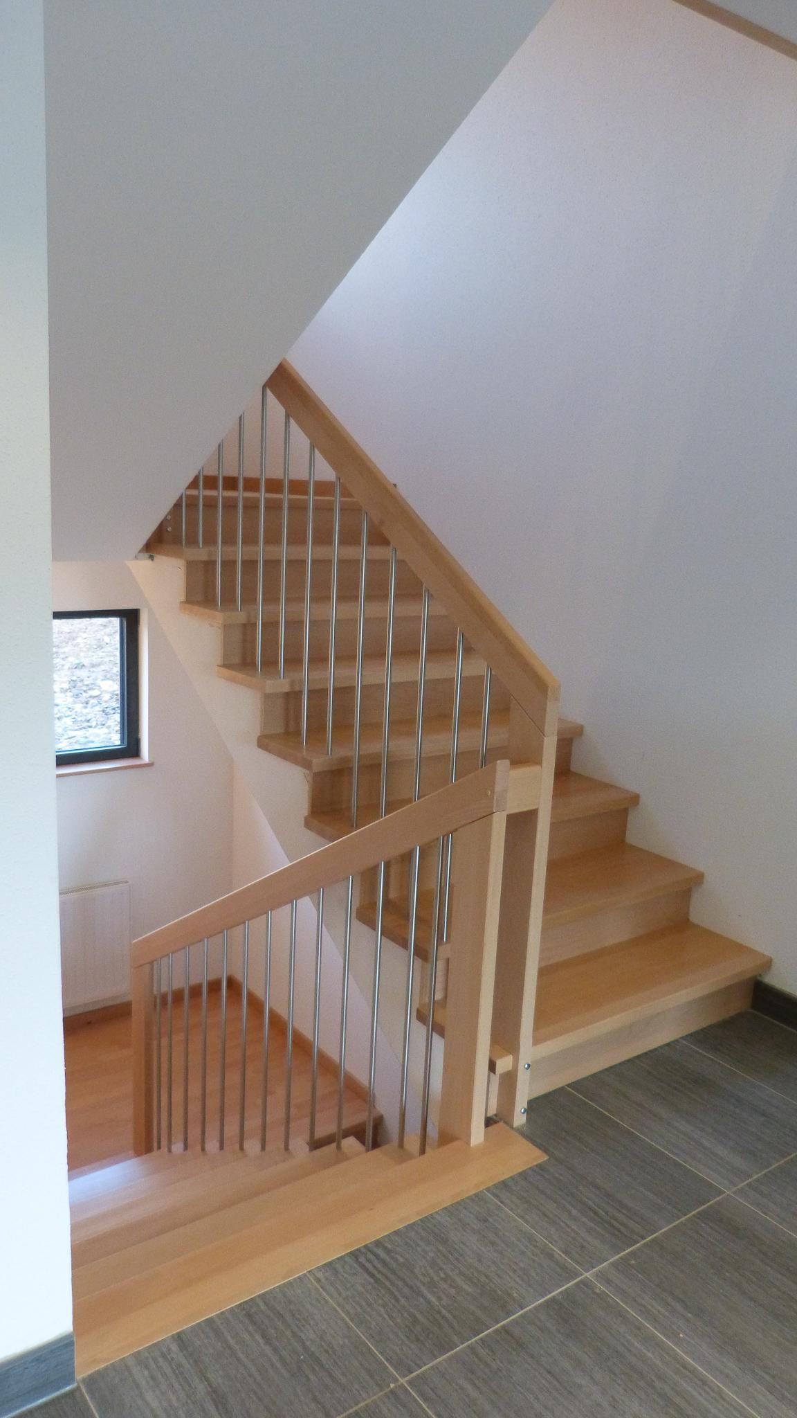 Escaliers Barb : Escaliers bois modernes contemporains rustiques ...