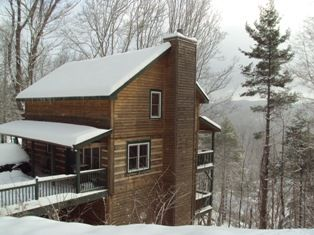 Appalachian Mountain Cabin Rental In Boone North Carolina