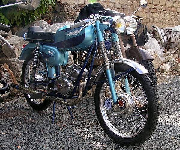 moto scooter paloma