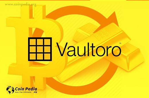 Vaultoro Is Bitcoin Gold Exchange To Buy Real Gold Assets In