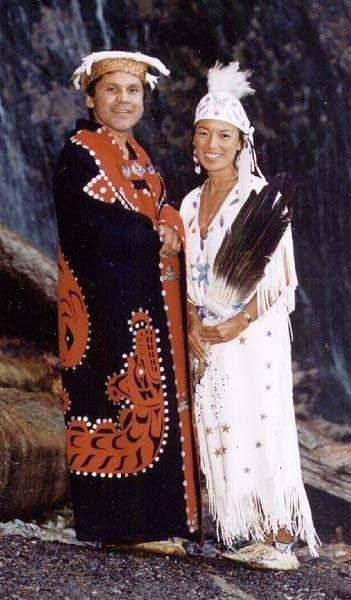 Native American Algonquin Wedding Traditions