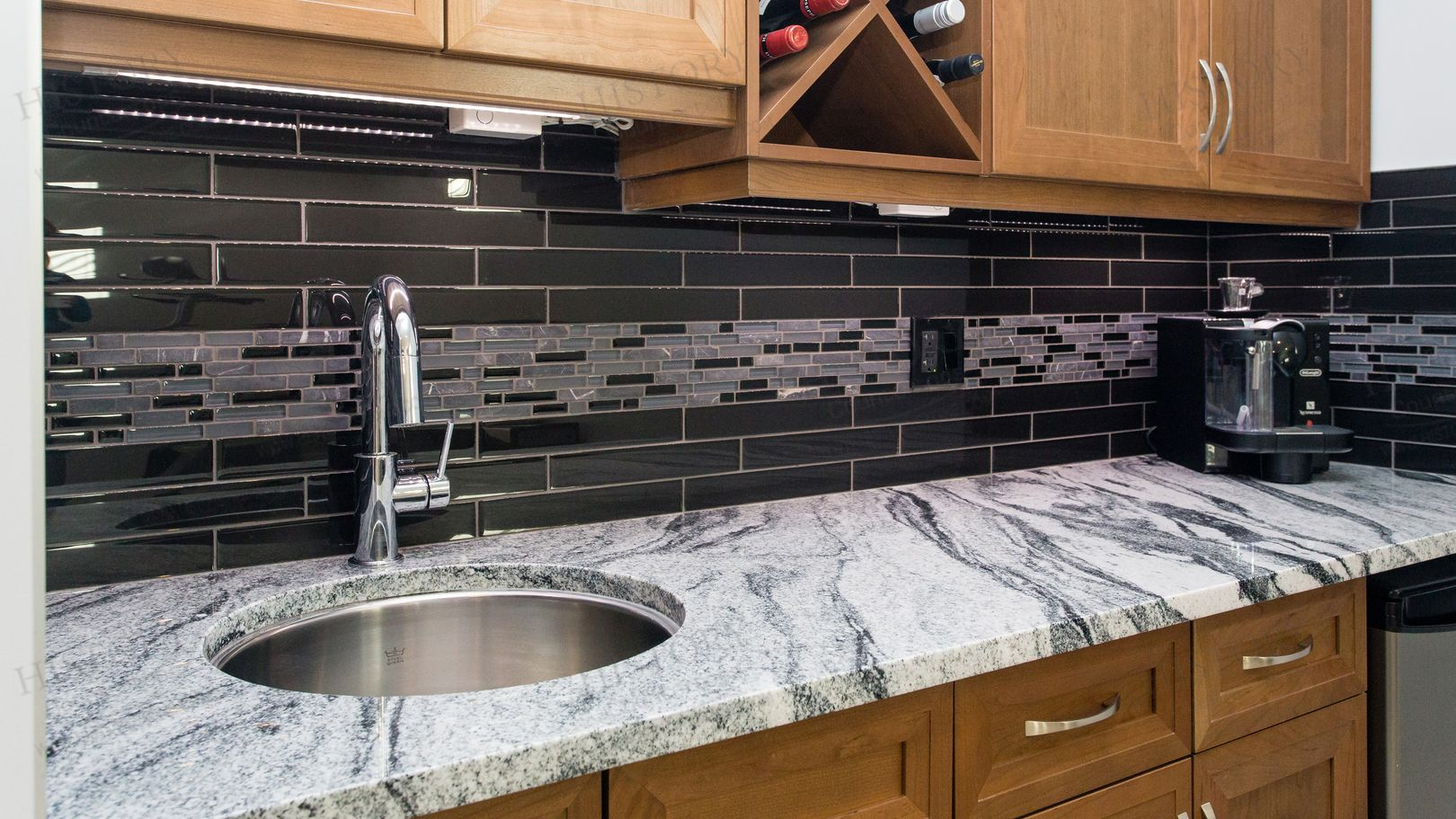 - India Viscont White Granite Countertops, I Like The Combination Of The  Granite And The Backsplash Tile For The Laundry Room. White Granite  Countertops, White Granite Colors, White Granite
