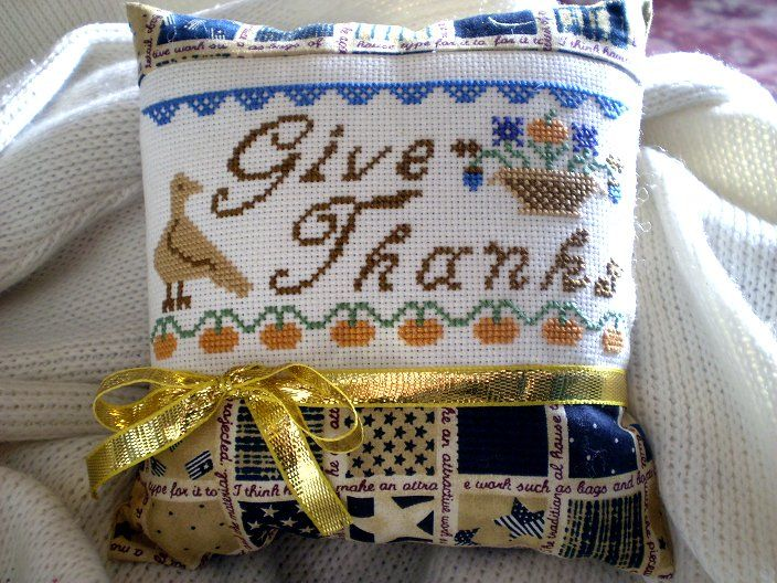 Give Thanks, Designed By @Beth Twist, From Heartstring