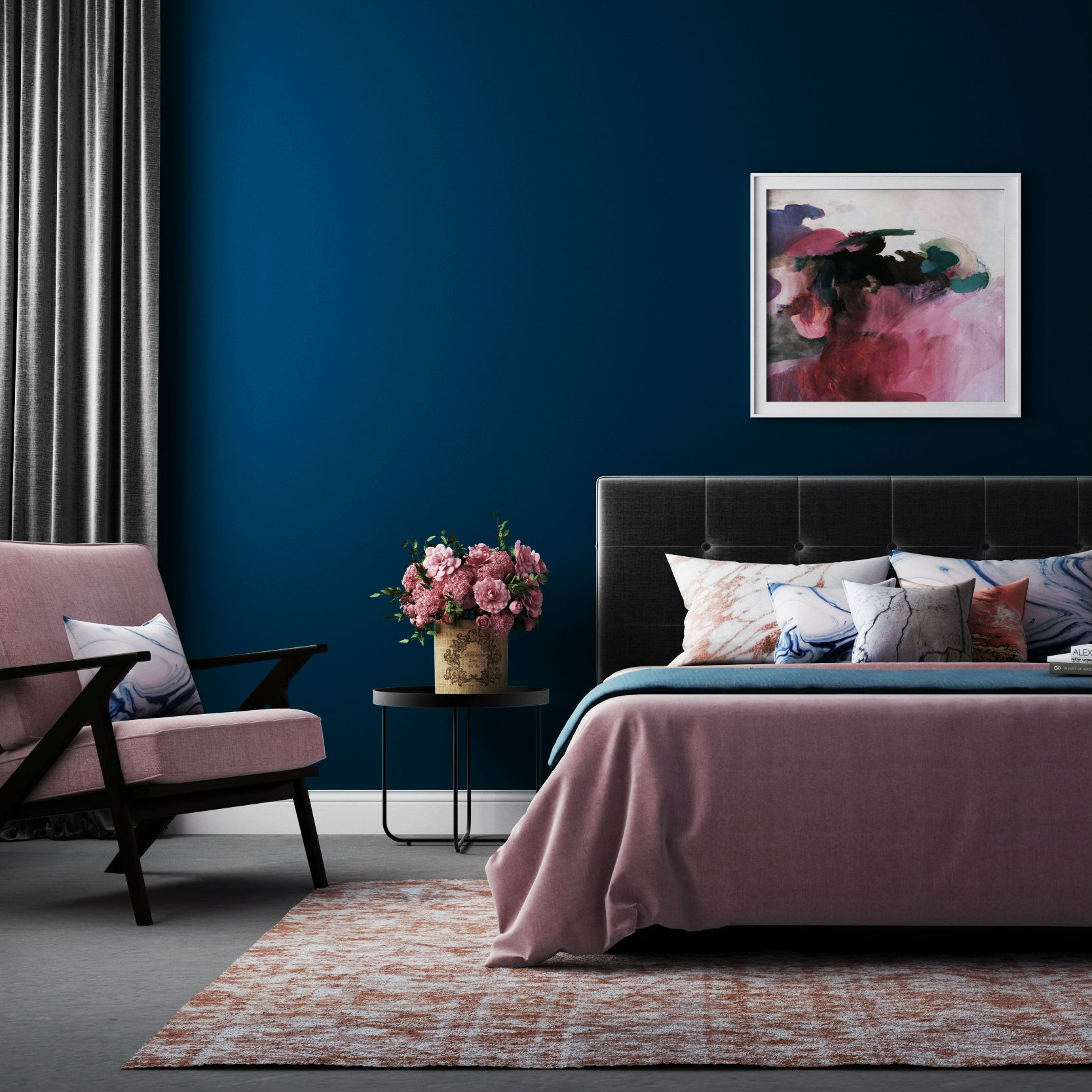 A Beautiful And Cozy Gender Neutral Bedroom Bedroom Interior Bedroom Decor Home Decor Bedroom