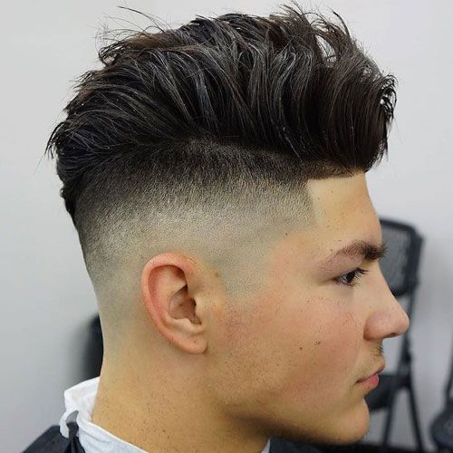 59 Best Fade Haircuts Cool Types Of Fades For Men 2020 Guide High Fade Haircut Mens Haircuts Fade Fade Haircut
