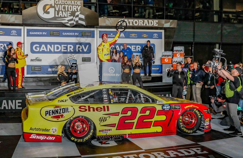 Duel 2 - Daytona 2019 - Joey Logano | 2019 Monster Energy