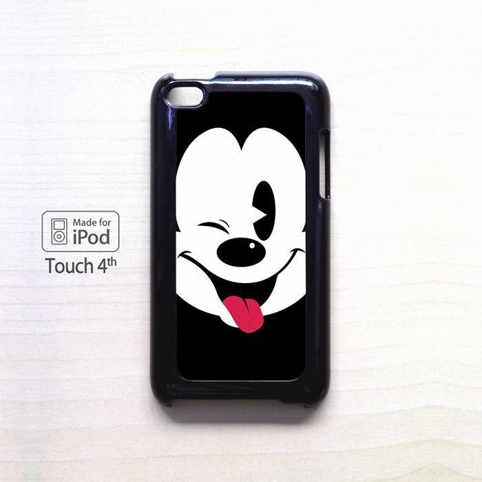 Disney SMile for apple case iPod 4/iPod 5