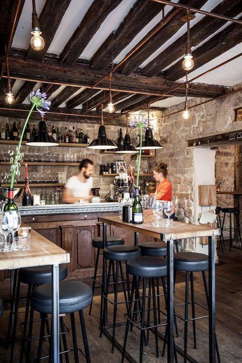 Frenchie Bar A Vins Bistro Decor Bar Design Restaurant Wine Bar Restaurant