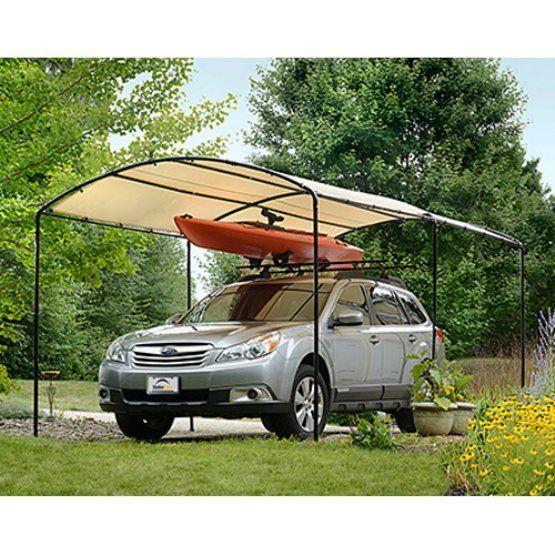 Shelterlogic Monarc 9 X 16 Ft Canopy Canopy Tent Outdoor Carport Canopy Canopy Outdoor