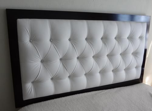 Headboards Diamond Tuffted Border Headboard King For Sale In