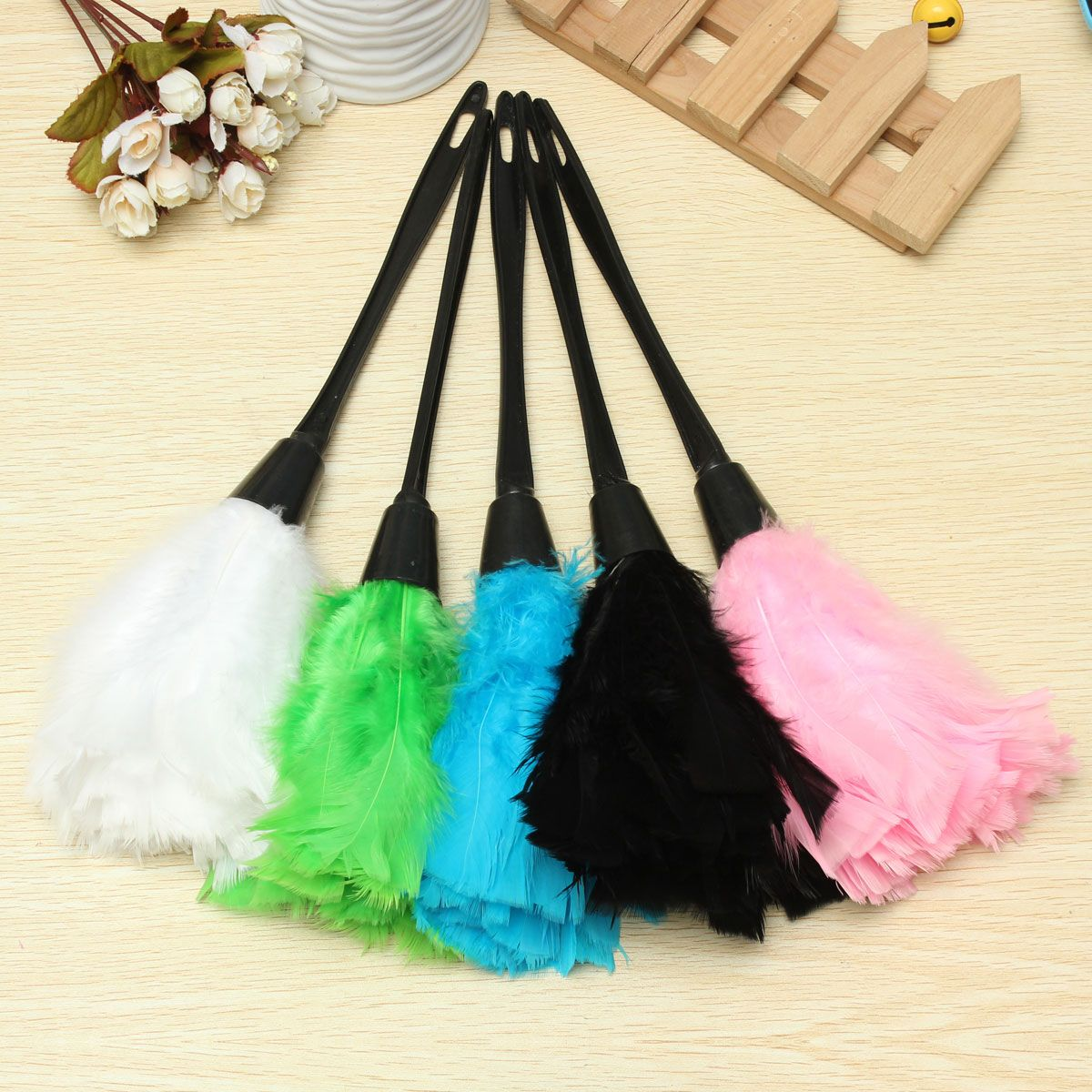 turkey home office. Cleaning Brush Turkey Feather Duster Plastic Handle Office Home Sofa Cleaner