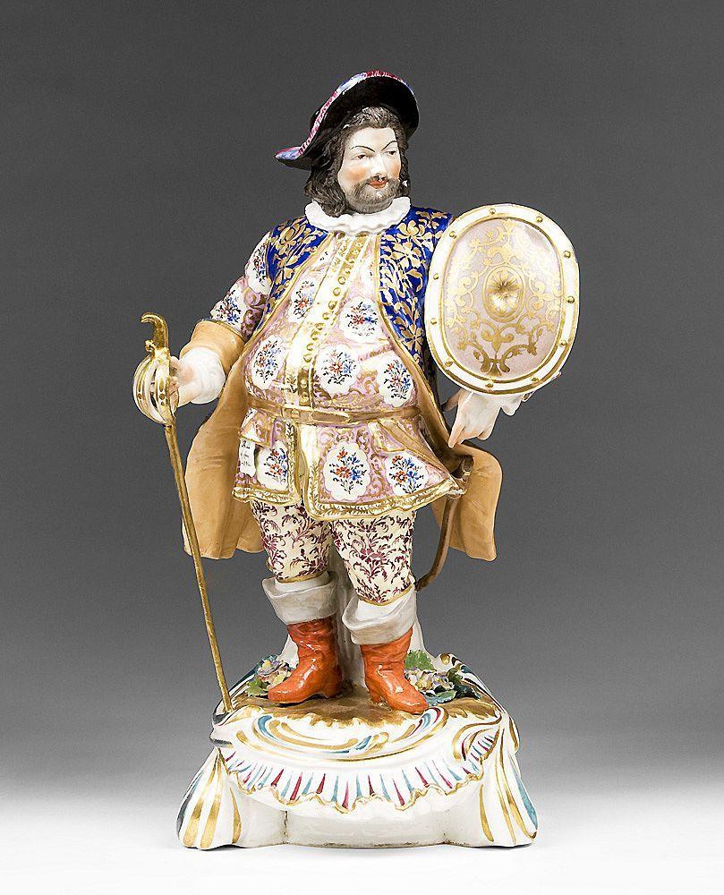 Derby Porcelain Figure Of James Quinn As Falstaff 1806 1825 Porcelain Derby Royal Crown Derby
