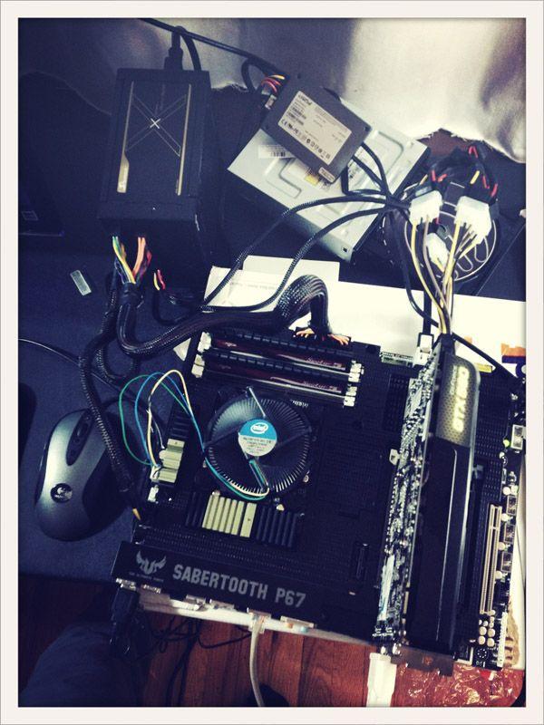 I set off to build a virtual pinball machine last week  I