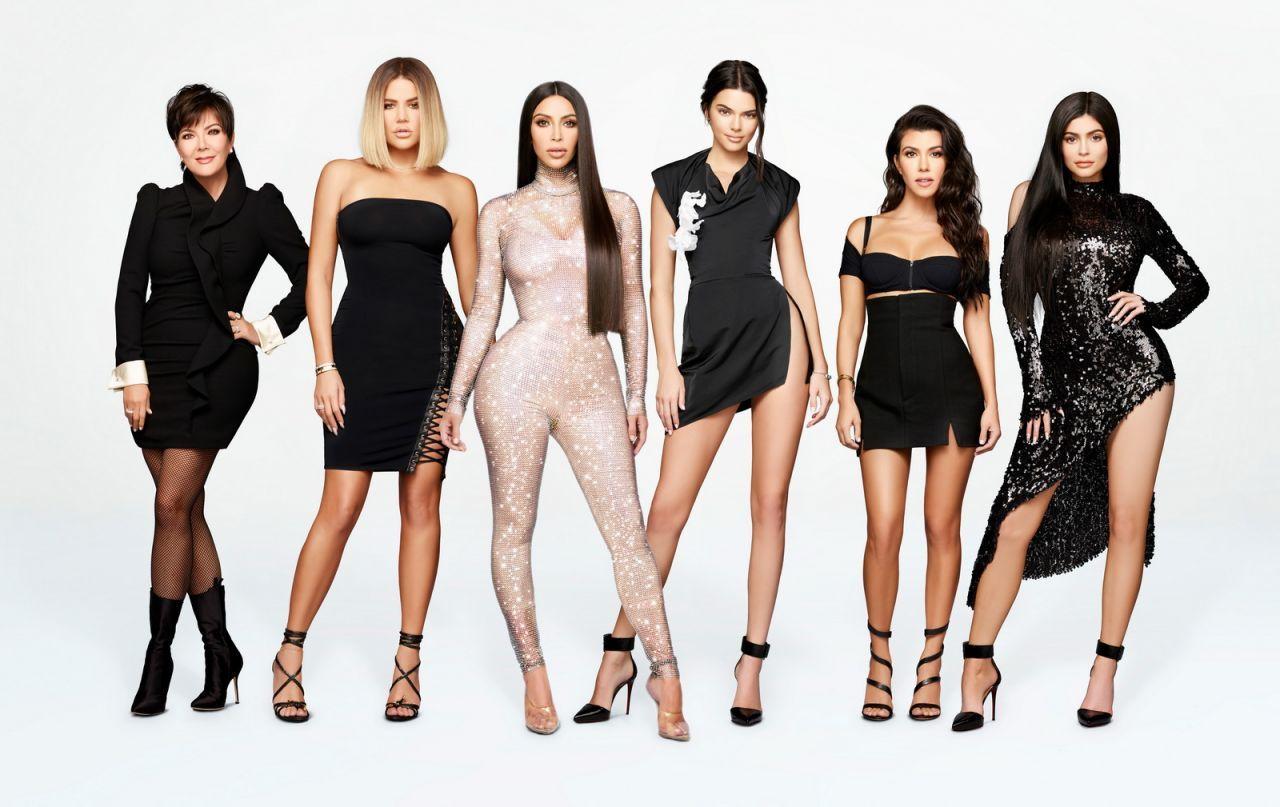 Keeping Up With The Kardashians Season 14 Promo Photo