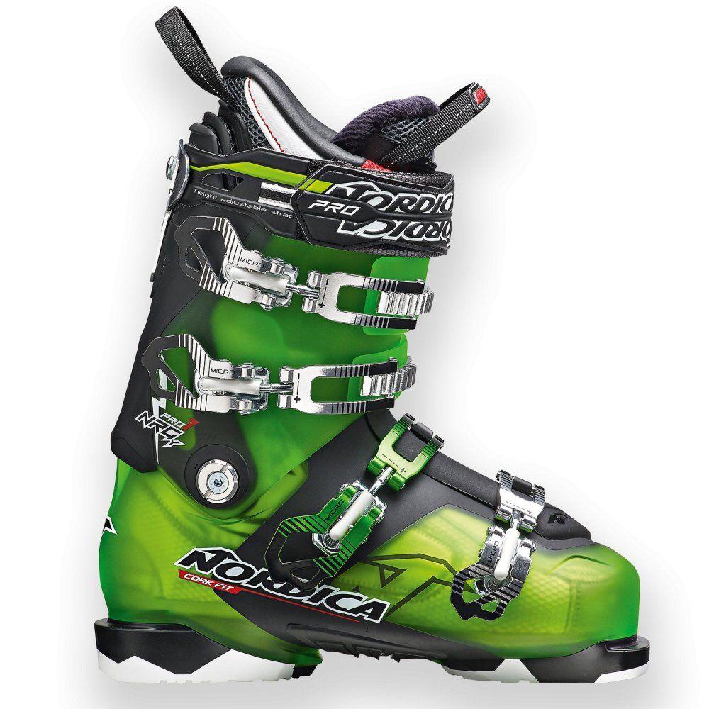 Nordica Nrgy Pro 1 Ski Boot (Men's) Peter Glenn