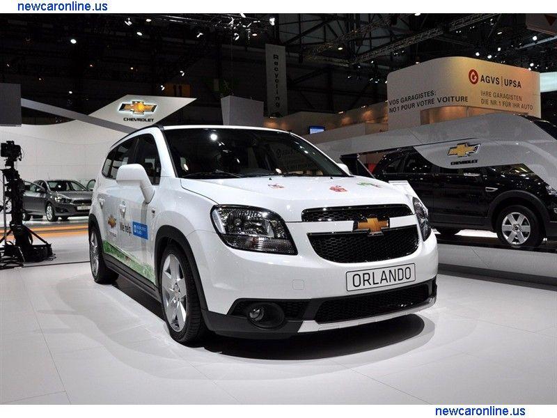 Chevrolet Orlando 2012 Precio Ficha Tecnica Imagenes Y Lista De