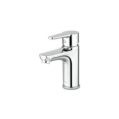 Pfister Pfirst Modern Single Hole Single Handle Bathroom Faucet In