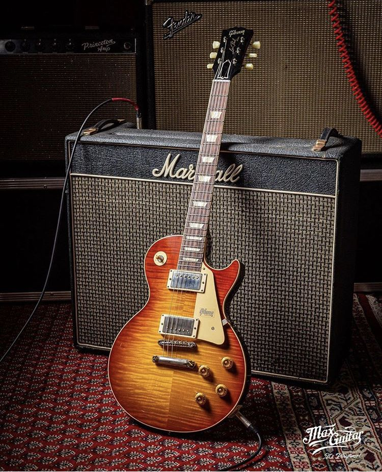 Pin By Sam Makepeace On Gibson Les Paul Gibson Guitars Gibson Electric Guitar Cool Guitar