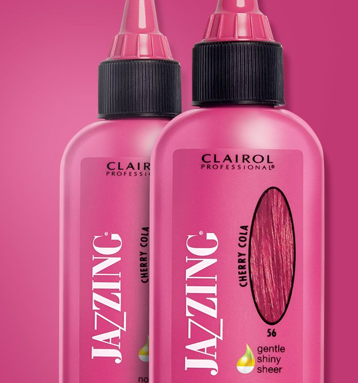 All About Clairol Jazzing Gentle Temporary Semi Permanent Hair Color