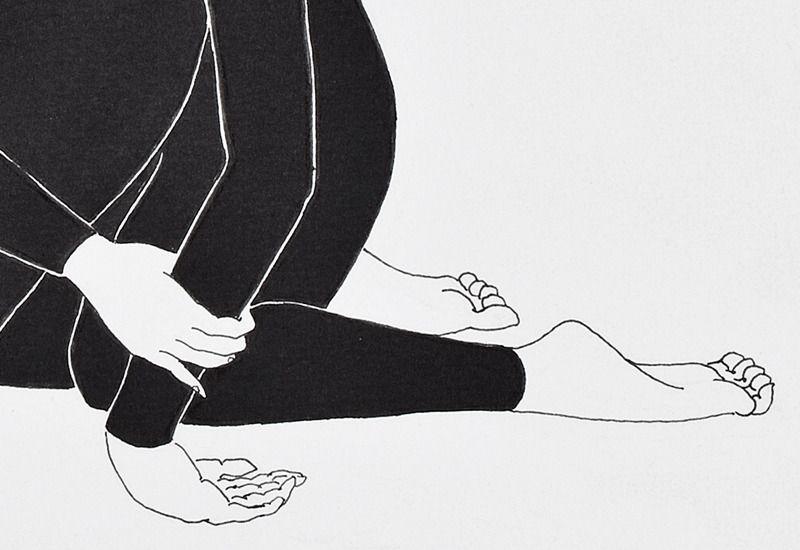 시간에(의) 직면, Face the whole(Martini)  detail - Daehyun Kim - Moonassi drawings