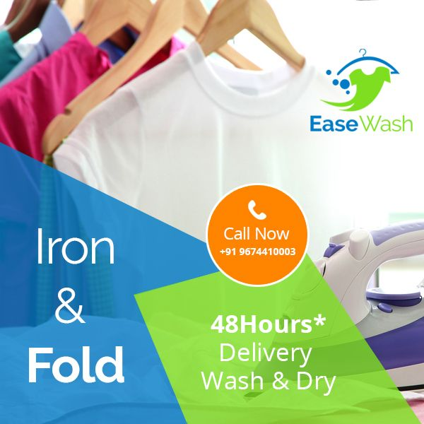 Pin By Ease Wash Laundry Services Private Limited On Online