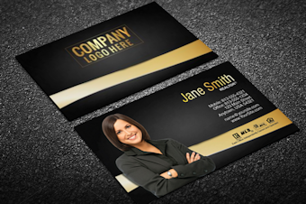 Century Business Cards Free Shipping Online Design And - Century 21 business cards template