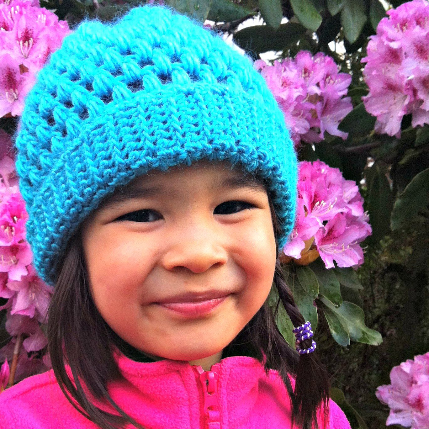 Sew creative crocheted kids slouch hat pattern great for crocheted kids slouch hat pattern from sew creative sm bankloansurffo Choice Image