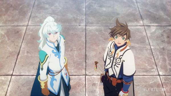 Second Tales Of Zestiria The X Blu Ray Anime Box Set Artwork