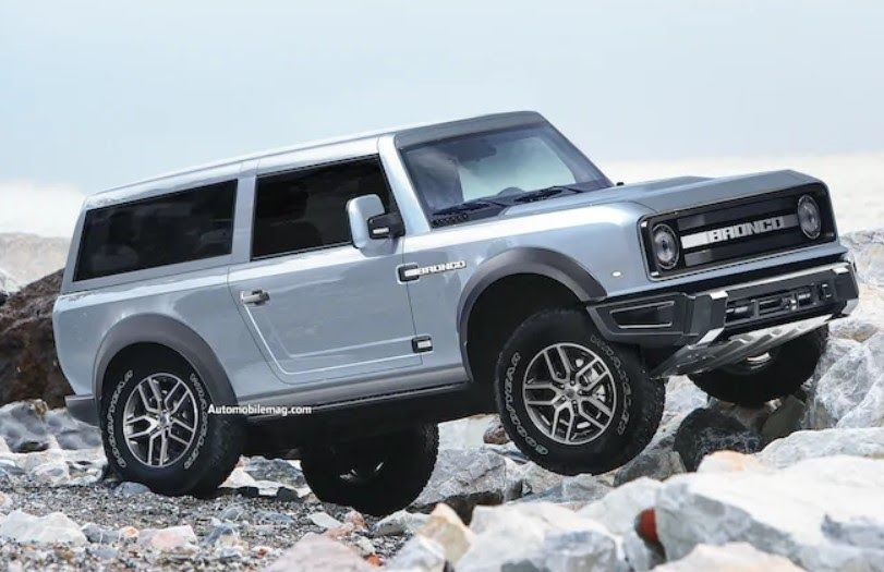 2020 Or 2021 Ford Bronco Review in 2020 Ford bronco
