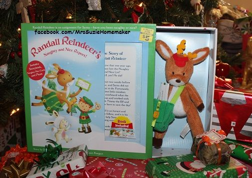 Randall the Reindeer is only $5 at Dollar General and includes a - dollar general christmas decorations