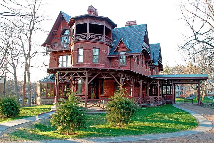 dam images architecture 2014 09 writers houses famous writers homes 08 mark twain