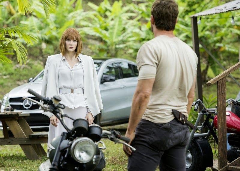 """HME: Bryce Dallas Howard : Imagine noua din """"Jurassic W..."""