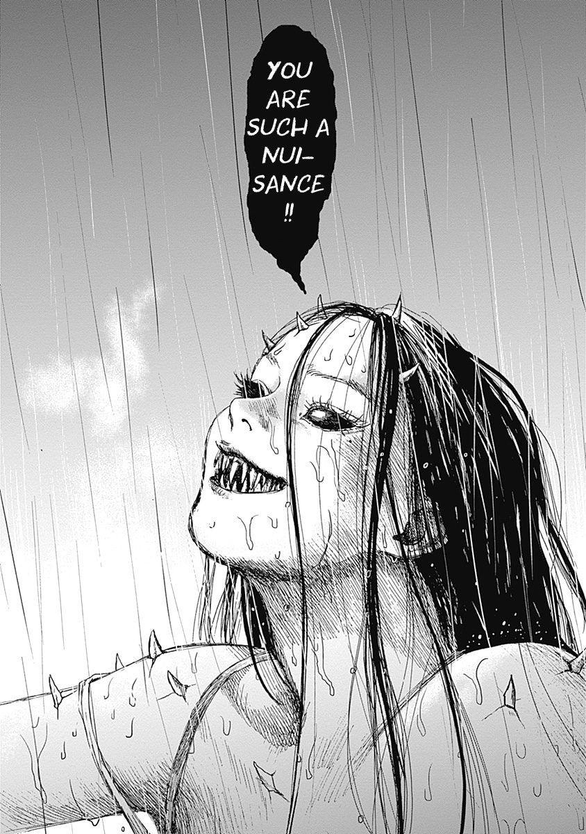 Read manga Mushihime Vol. 002 Ch.013 online in high