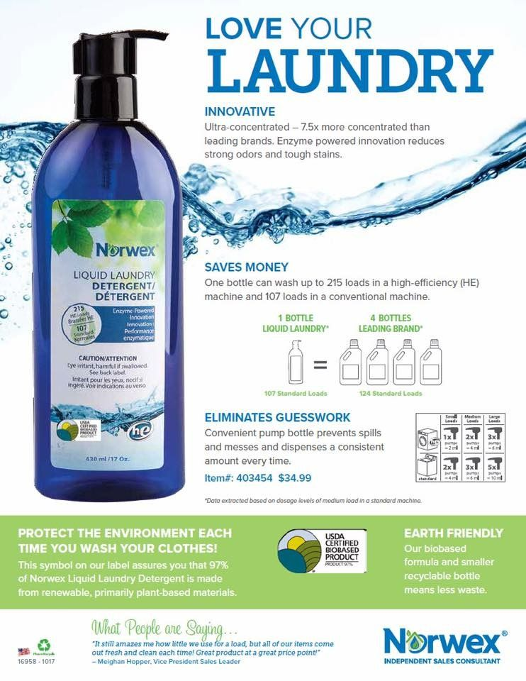Order Yours Today Truly A Great Savings 215 Loads Of Laundry