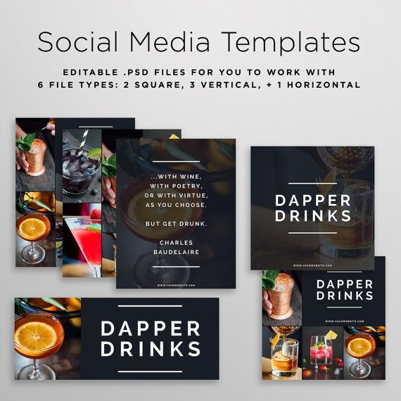 Social Media Graphic Templates Template Graphics