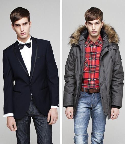 Ropa de moda para hombres barata y con estilo Primark Pinterest