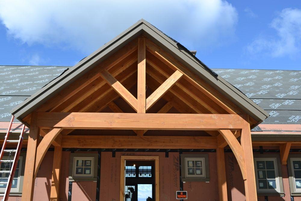 Ashuelot Lodge Floor Plans Barn House Plans Timber Frame