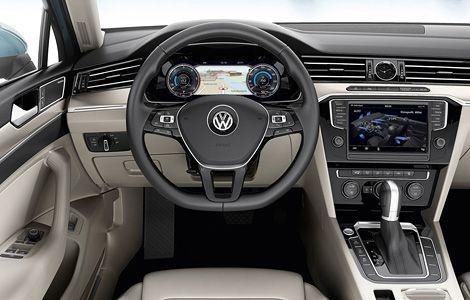 Volkswagen Predstavil Passat Novogo Pokoleniya Vw Passat Volkswagen Cc Volkswagen Passat