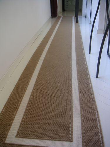 pour mh tapis pour le couloir entree