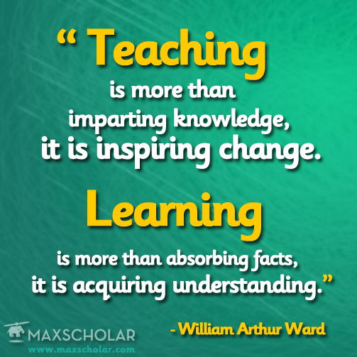 keep inspiring change and promoting understanding quote